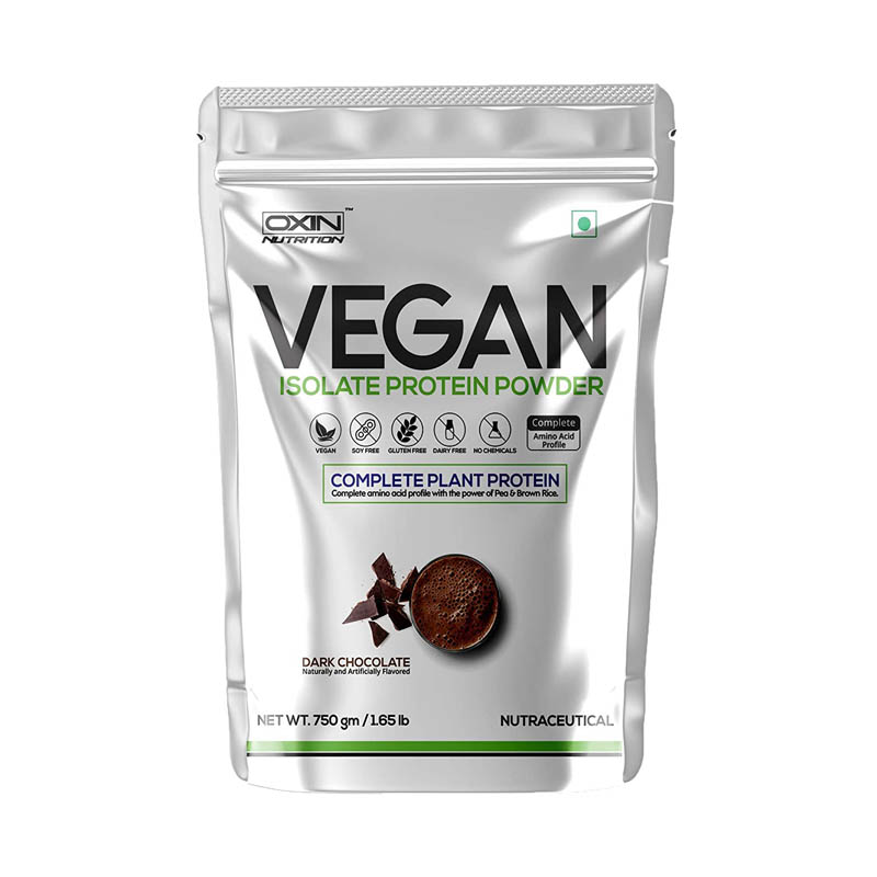 Oxin Nutrition Vegan Plant Protein Isolate