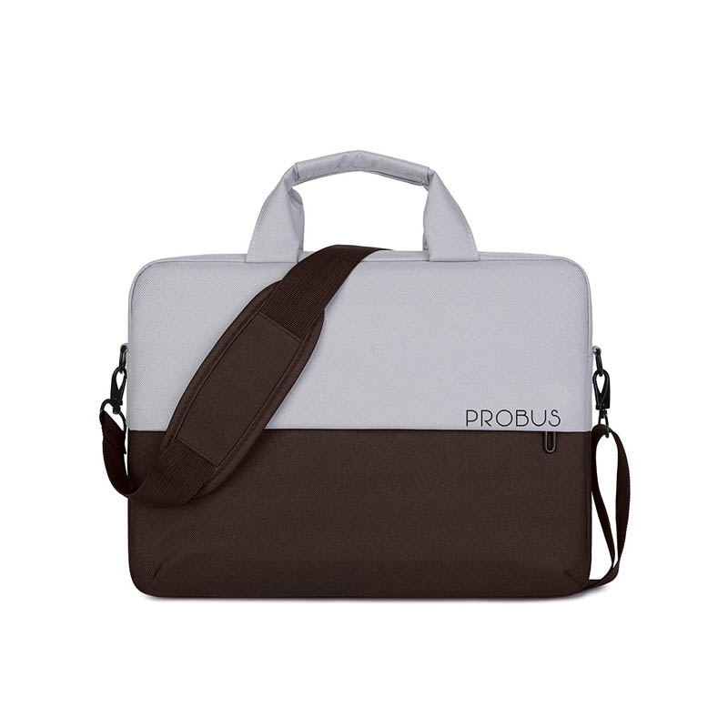 Probus Dual Tone Laptop Sleeve Bag