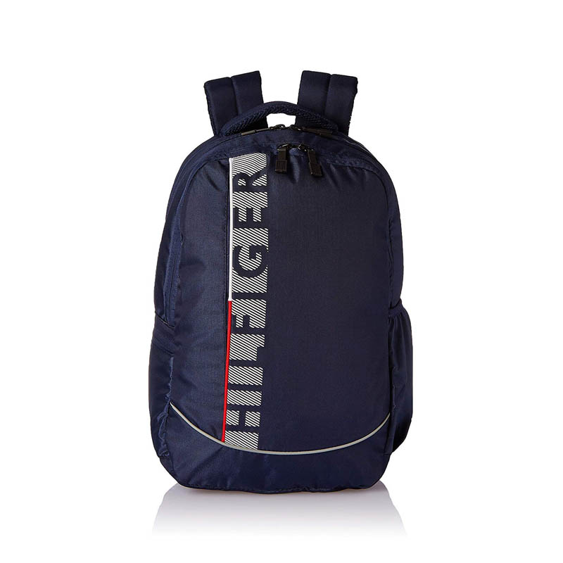 Tommy Hilfiger Navy Laptop Backpack