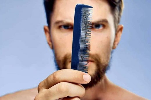 What Causes Beard Hair fall For Men