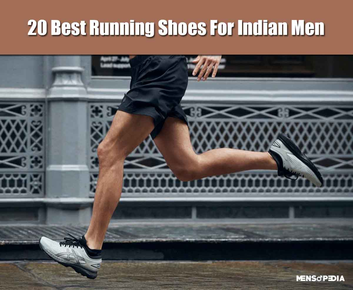 20 Best running shoes specially for Indian men