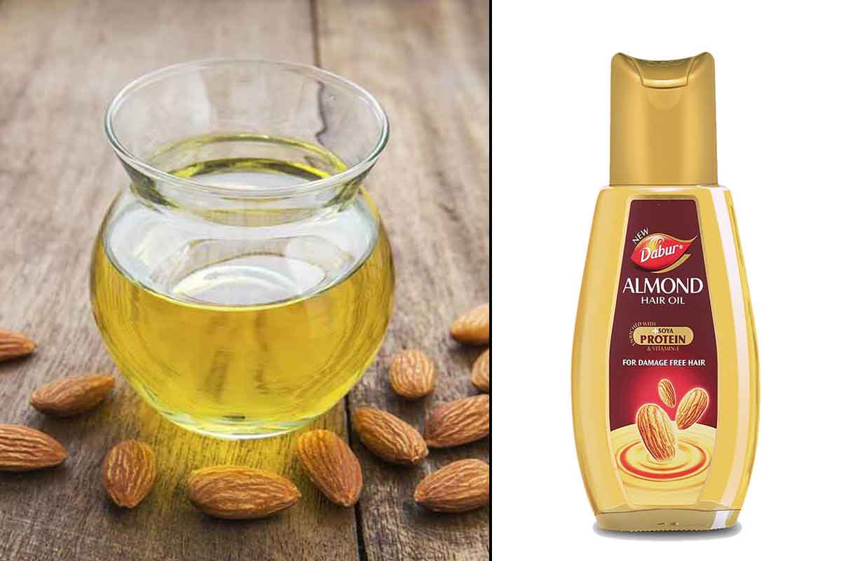 Apply Almond Oil To Get Rid Of Dark Circles