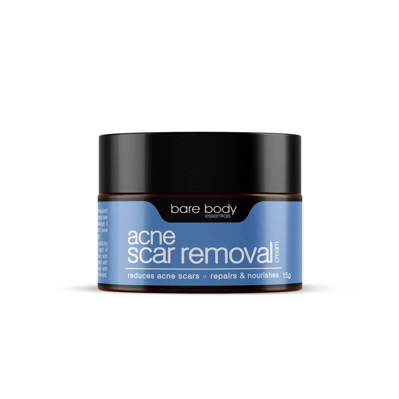 Bare Body Essentials Acne Scar Removal Cream