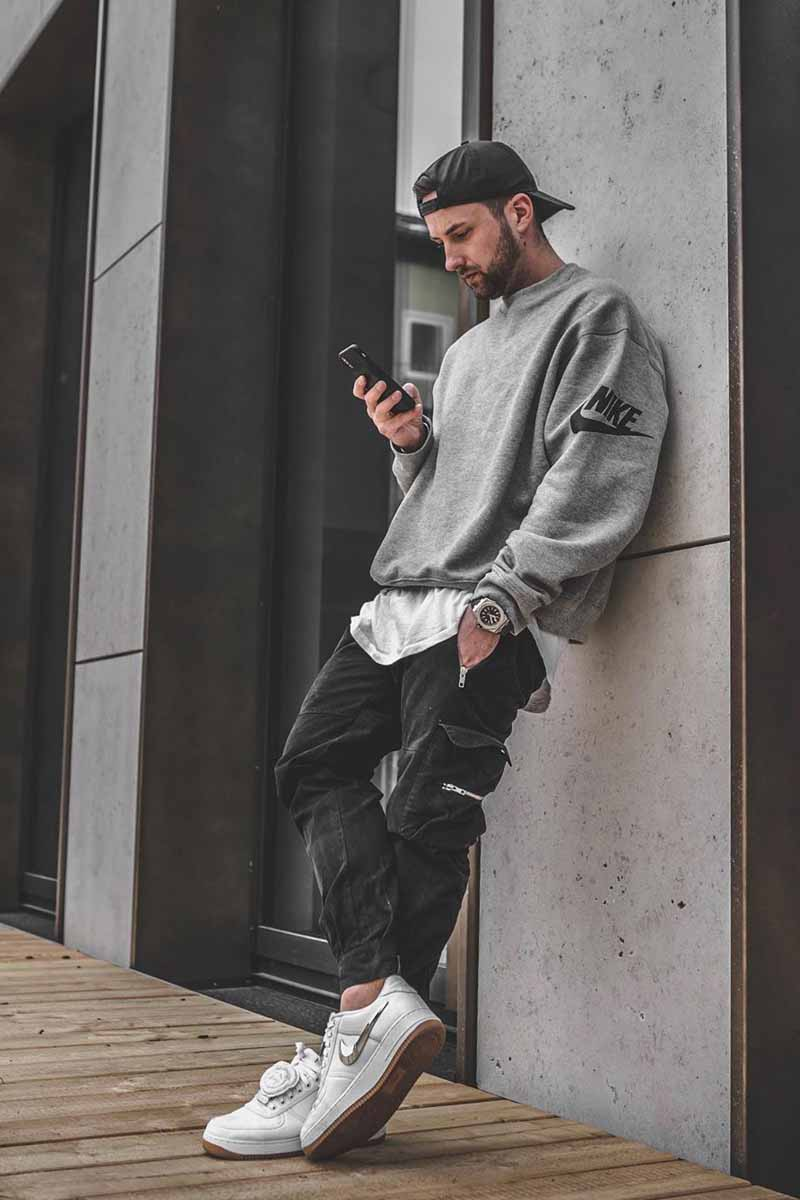 How Men Should Style Athleisure Clothes