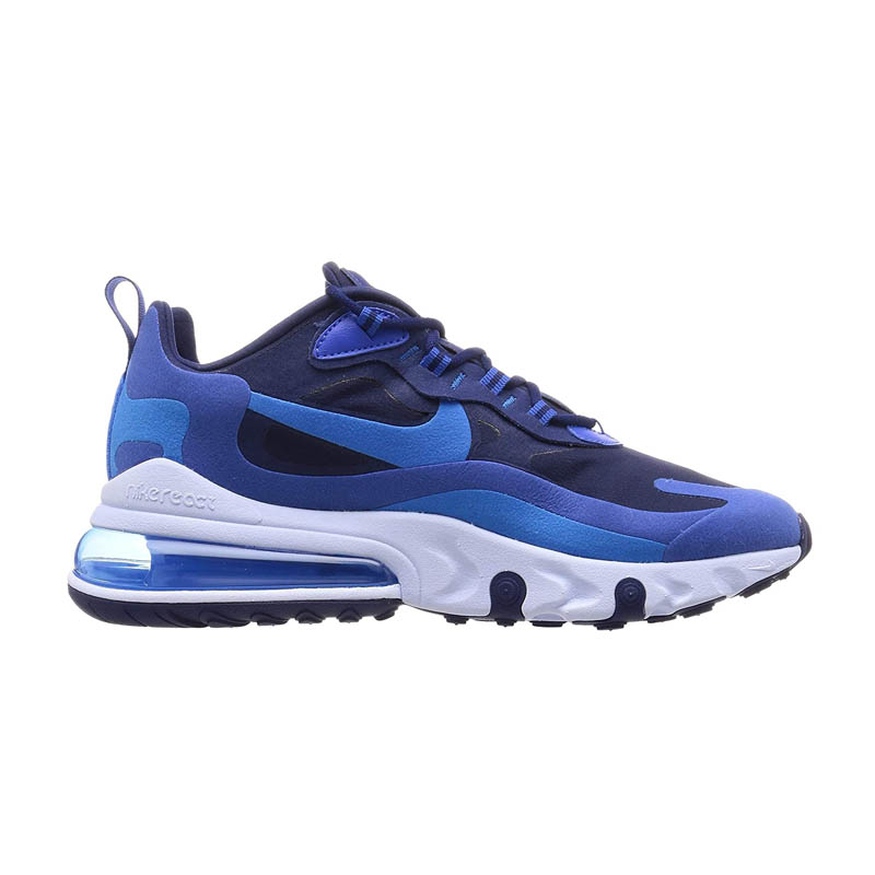 best running shoes for men - Nike Men's Air Max 270 React Running Shoes