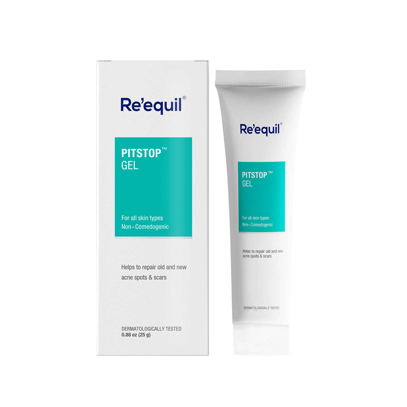 RE' EQUIL Pitstop Gel For Acne Scars Removal
