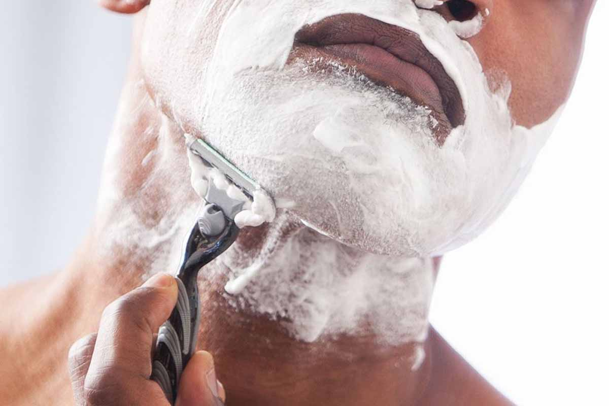 Stop Shaving To Get Rid Of Beard Pimple