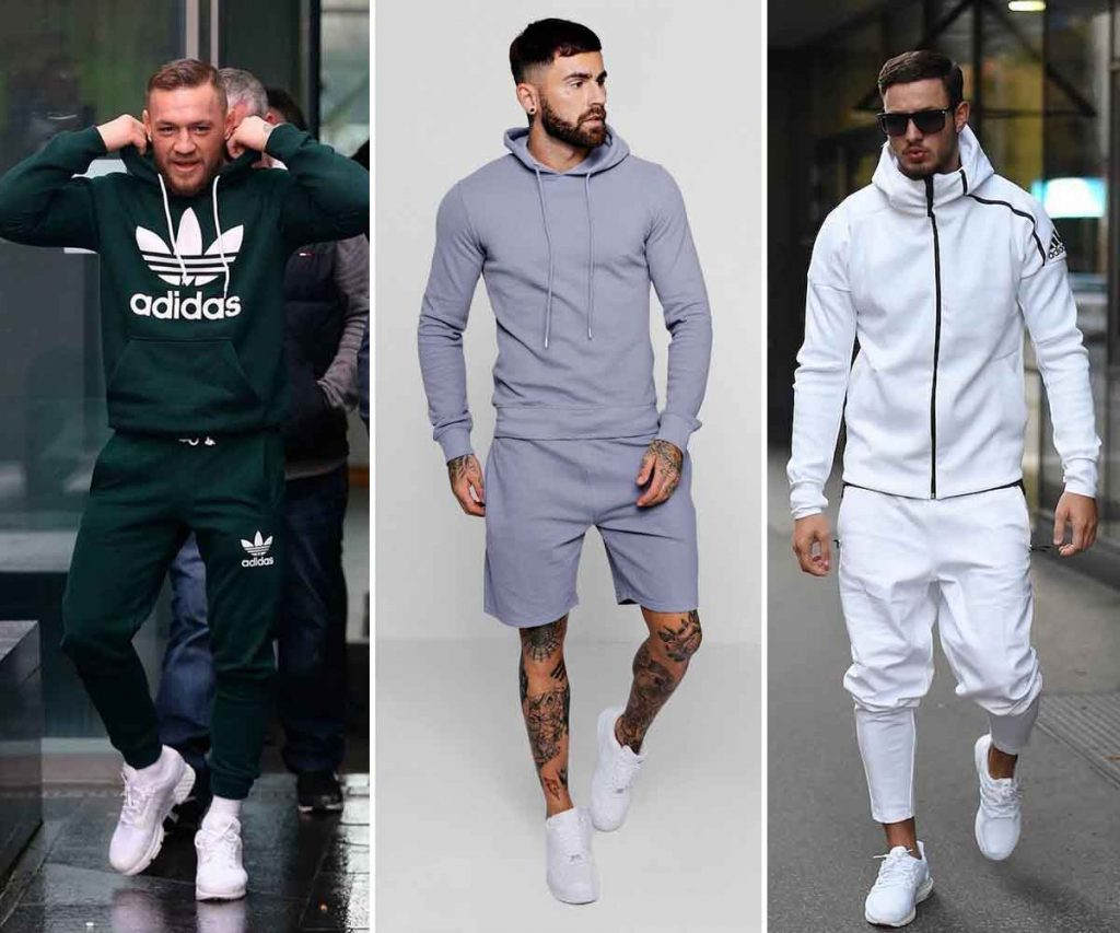 Top Athleisure Fashion Trends For Men - Co-Ord Tracksuits
