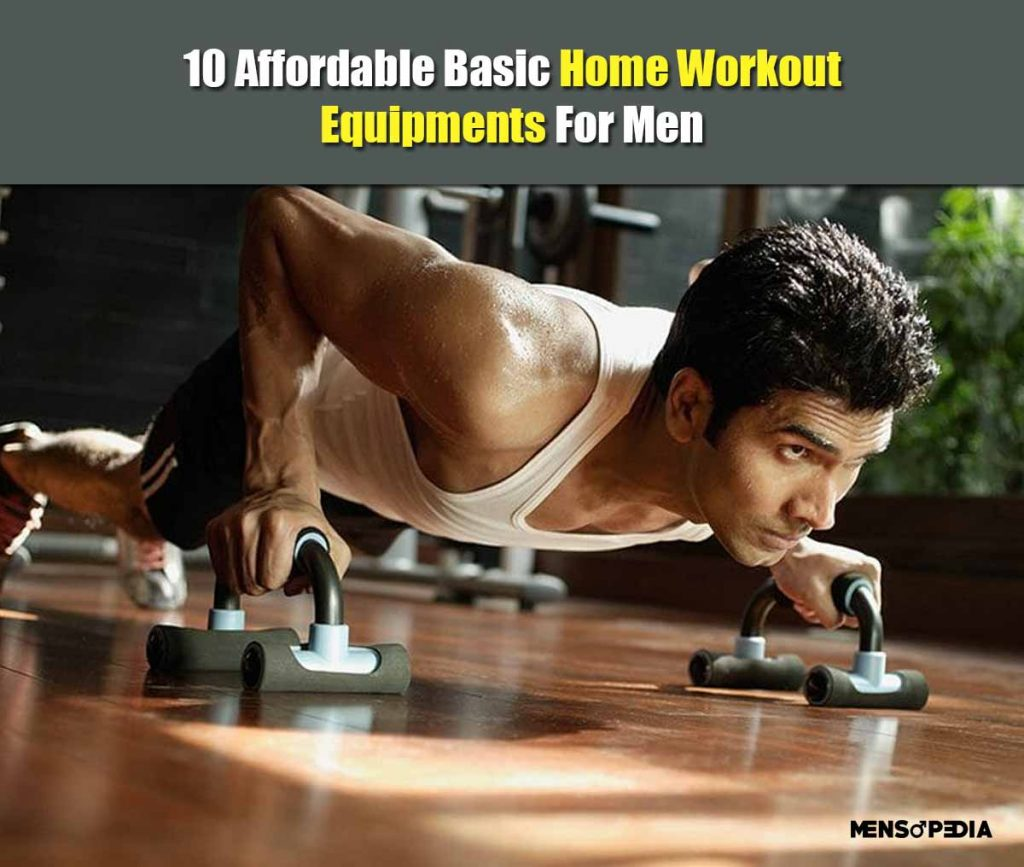 10 Must have Home Workout Equipment For Indian Men