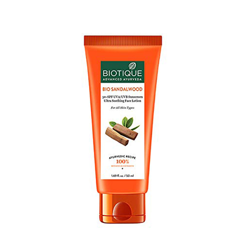 Biotique Bio Sandalwood Sunscreen For Men