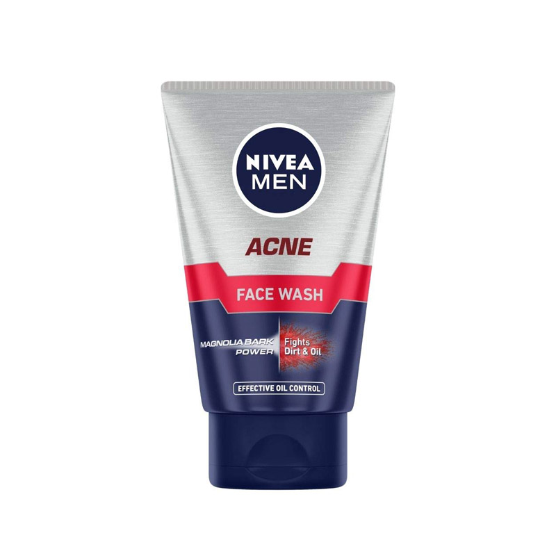 Nivea Men Acne Face Wash