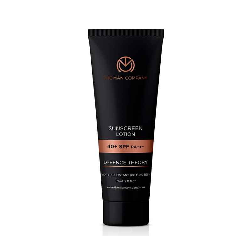 The Man Company Water Resistant Sunscreen