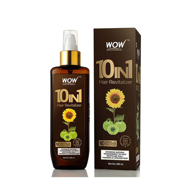 WOW 10 in 1 Miracle Hair Revitalizer Mist Spray
