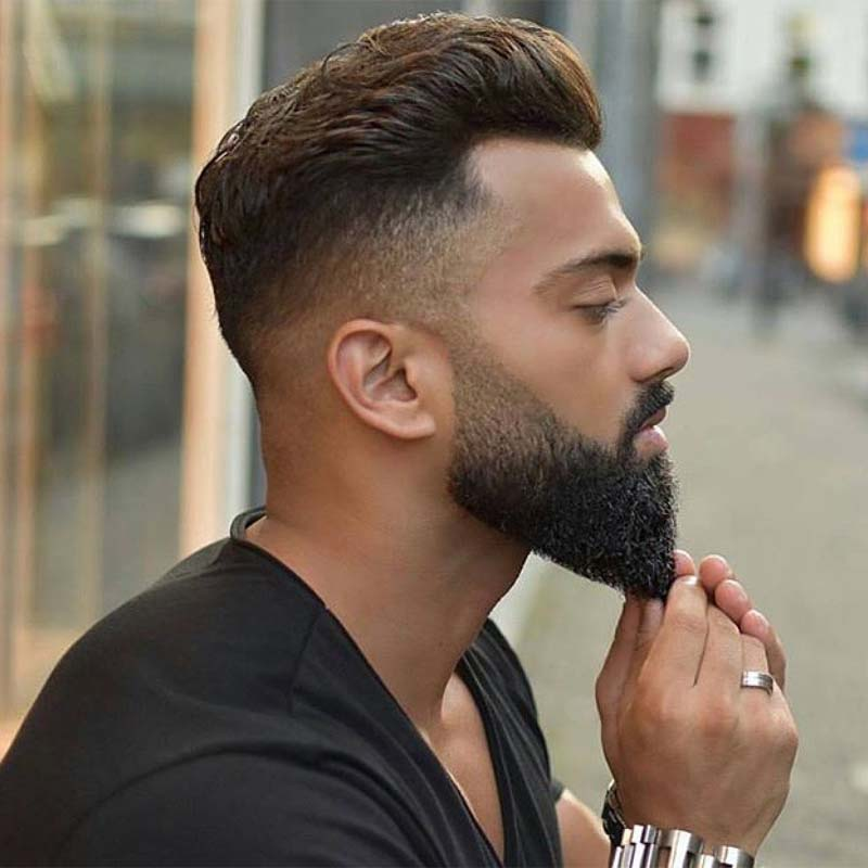 Get a Beard To Accentuate Your Jawline