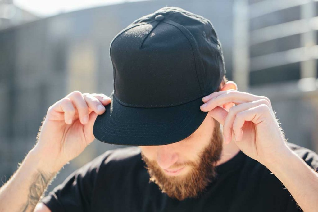 How to cure hair fall problem due to wearing cap