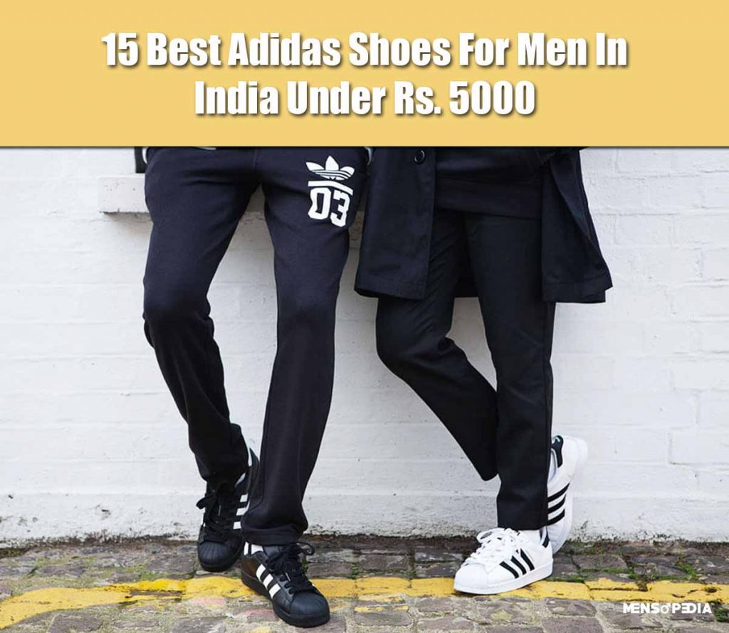 15 Best Adidas Shoes For Men In India Under 5000 Rupees