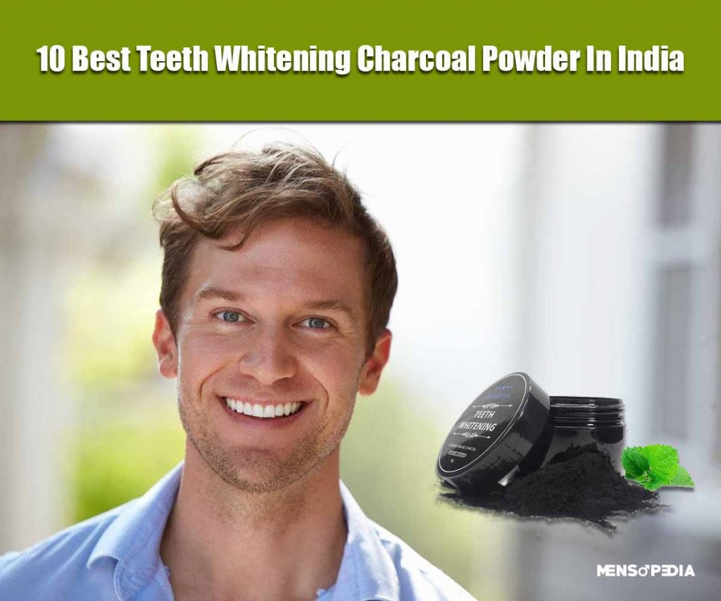 10 Best Teeth Whitening Charcoal Powder In India