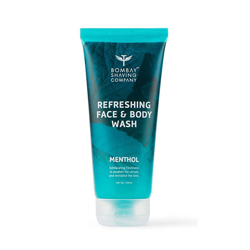 Bombay Shaving Company Refreshing Face & Body Wash