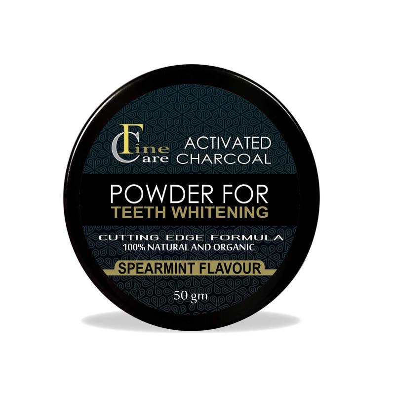 FINECARE Charcoal Powder With Activated Charcoal