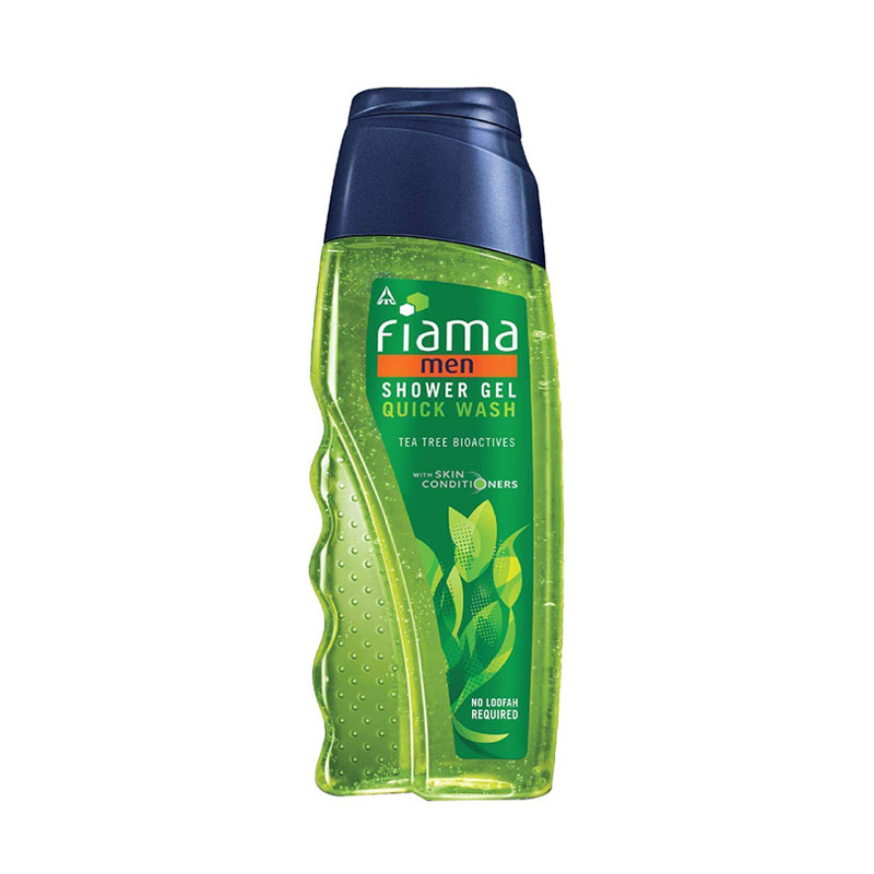 Best Body Washes For Indian Men - Fiama Men Shower Gel Quick Wash