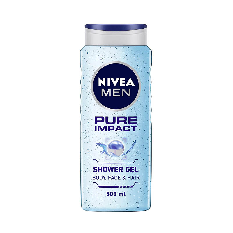 Best Body Washes For Indian Men - NIVEA Men Body Wash With Purifying Micro Particles