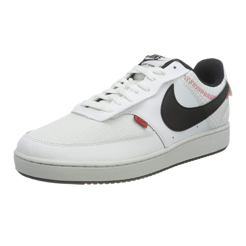 best Nike shoes for men in India - Nike Court Vision Lo Prem White