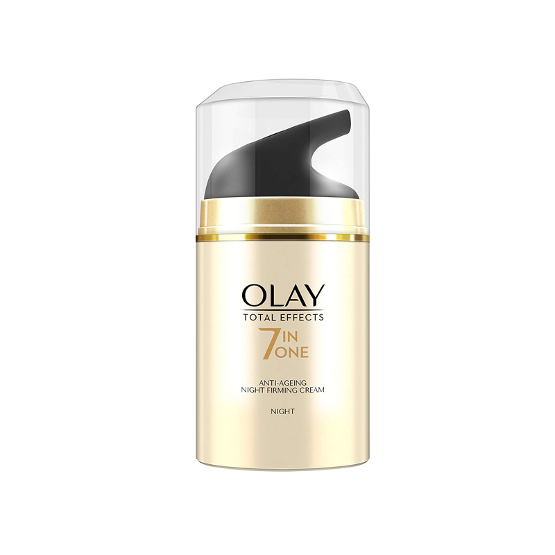 best anti-aging cream for men - Olay Night Cream Total Effects 7 in 1