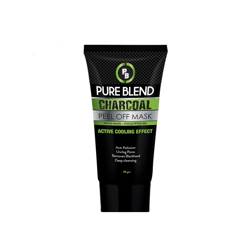 Pure Blend Charcoal Peel-off Mask for Men