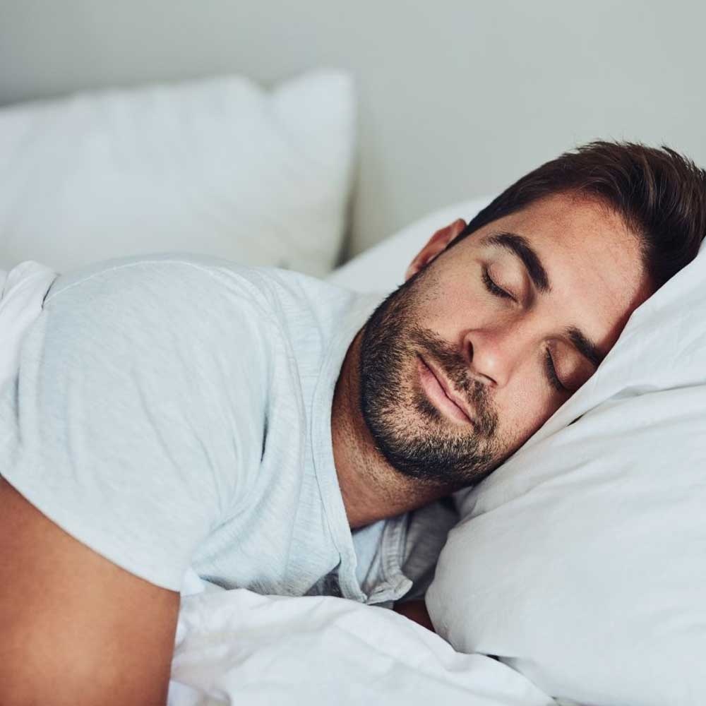 Sleeping More Reduce Face Fat Naturally
