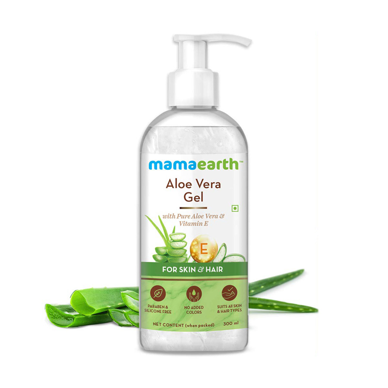 best aloe vera gel for acne problems