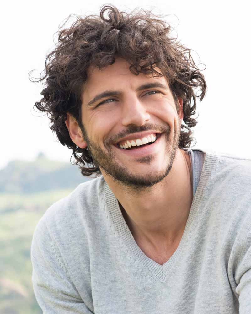 Best Ways To Get Rid Of Frizzy Curly Hair For Men