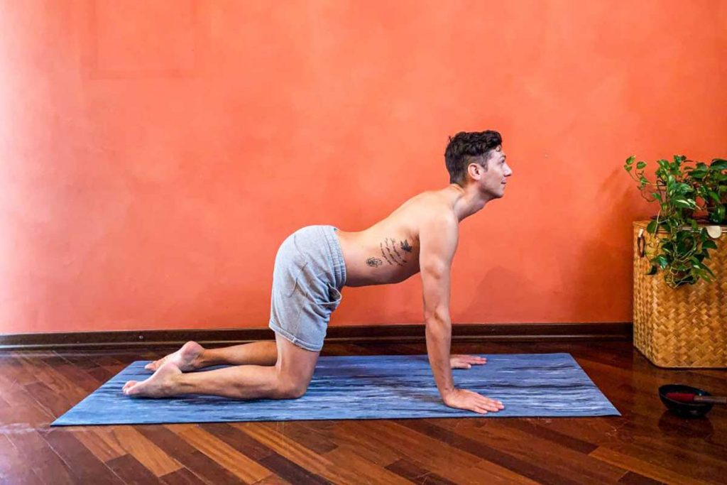Best asana to get rid of lower back pain
