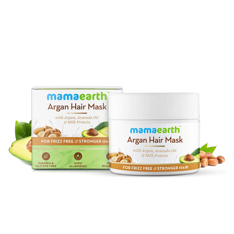 Best hair mask for frizzy and curly hair men