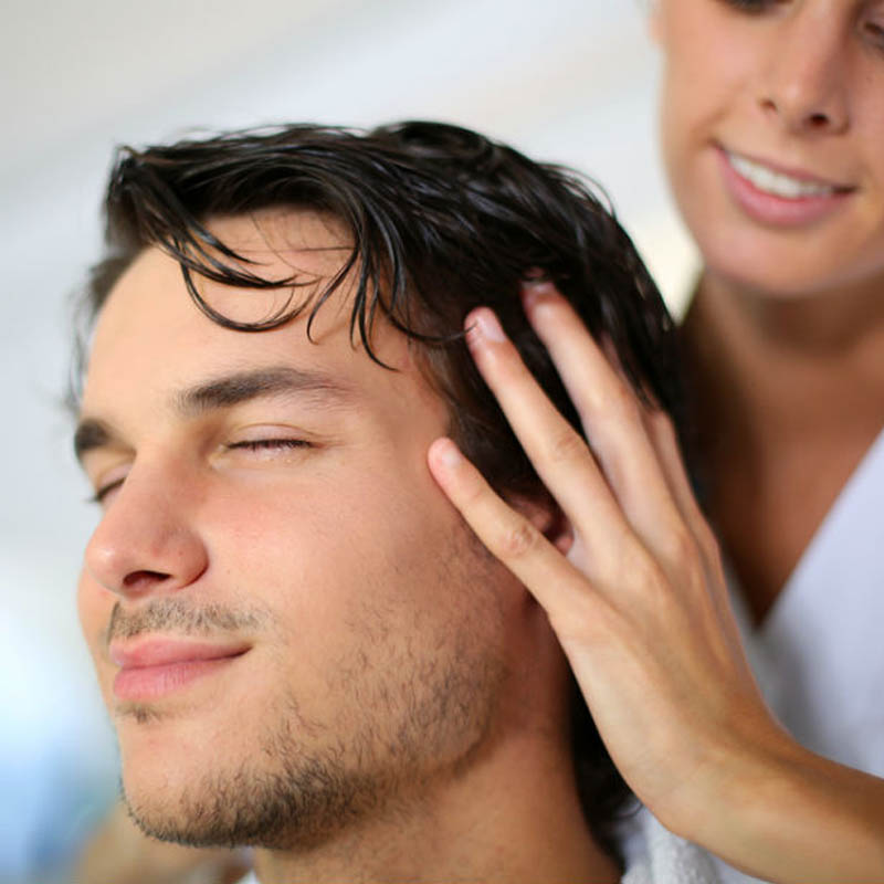 Best hair oils to get rid of frizzy hair in men