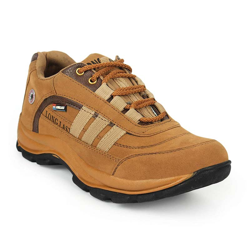 FASHION VICTIM Men's Synthetic Trekking and Hiking Shoes
