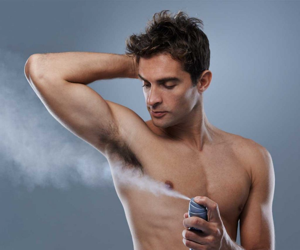 How To Use A Deodorant In The Right Way