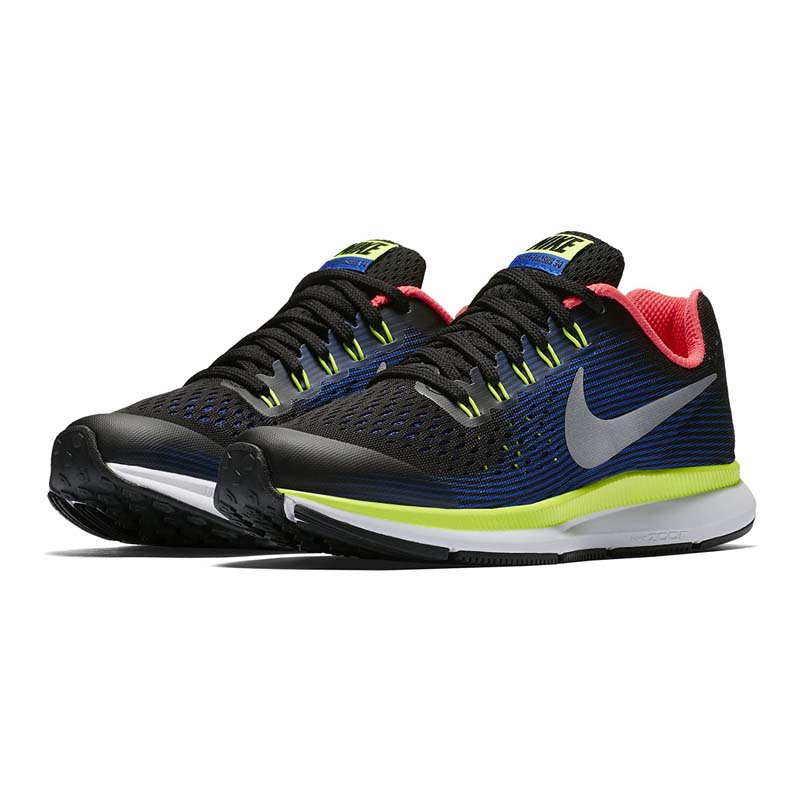 Nike Boy's Zoom Pegasus 34 (GS) Running Shoes