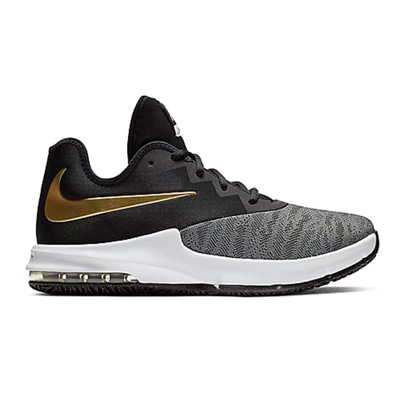 Nike Mens Air Max Infuriate Iii Low Basketball Shoes