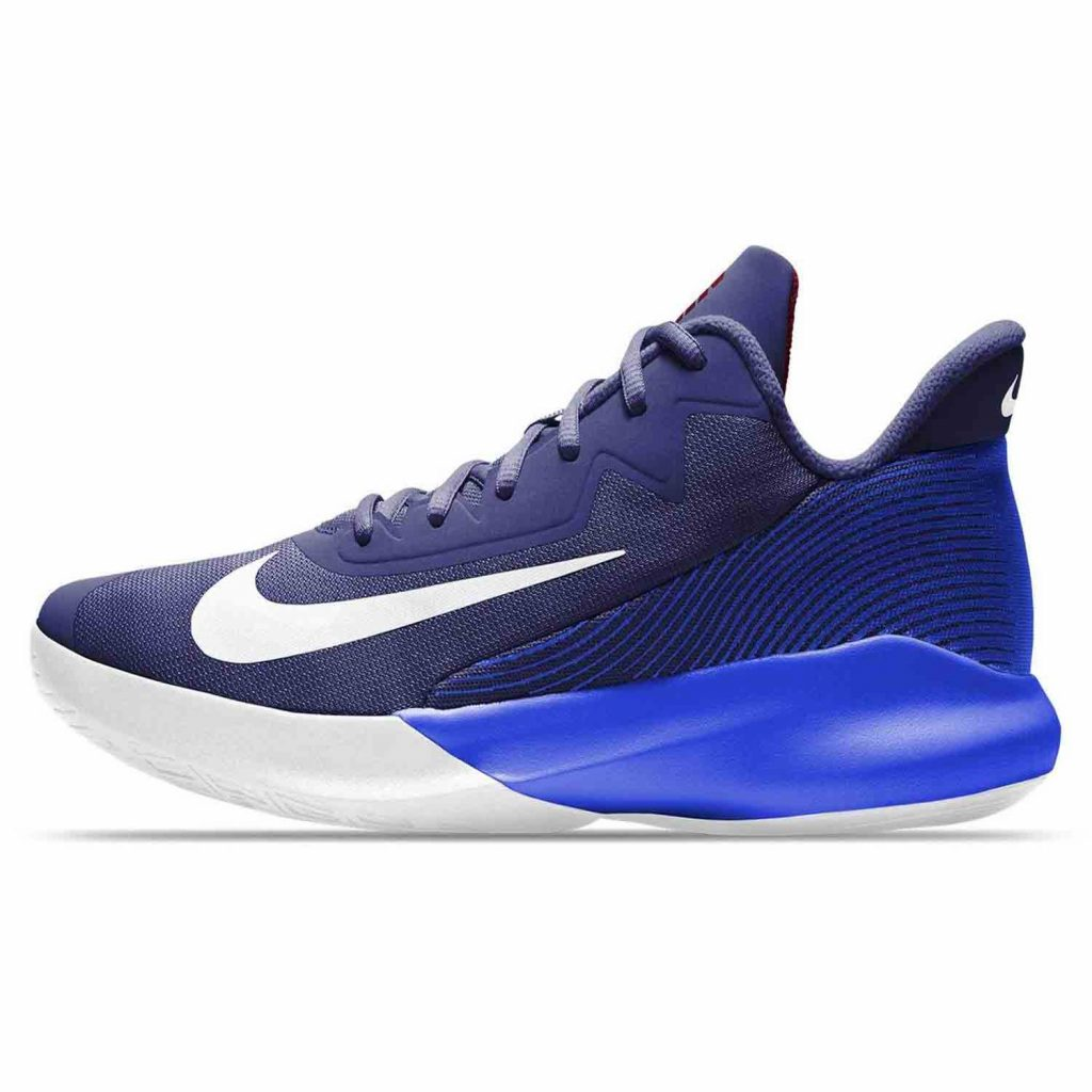 best Nike shoes for men in India - Nike Precision Iv Basketball Shoe Men's Ck1069-400