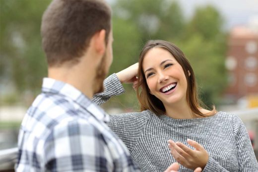 how to know if a girl loves you secretly