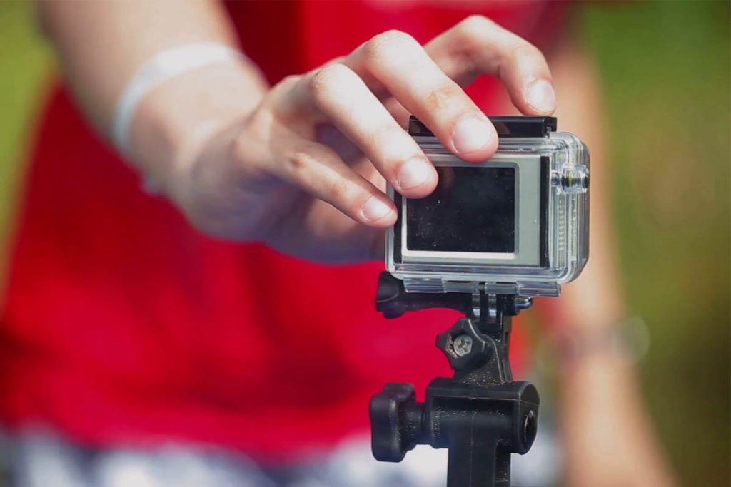 Benefits of using an action camera for vloggers