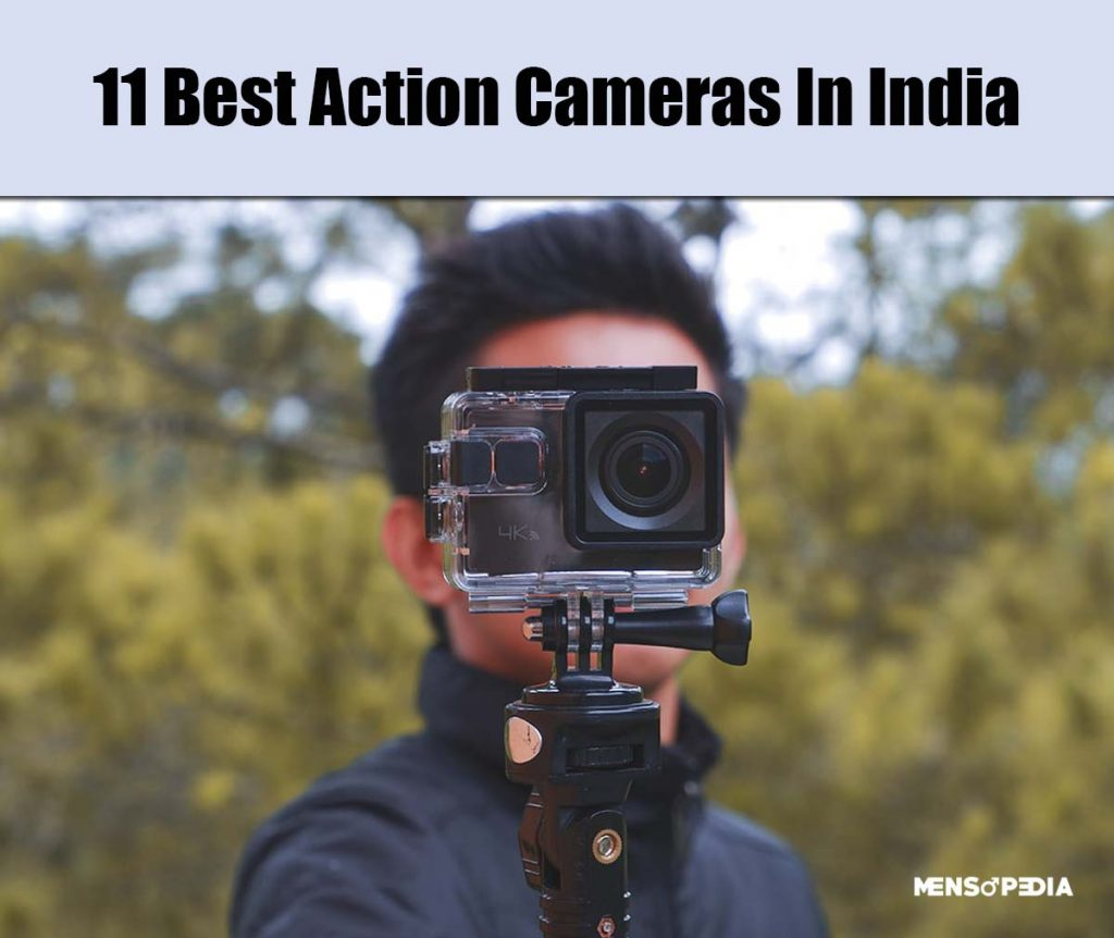 Best Action Cameras For Travel Vloggers In India