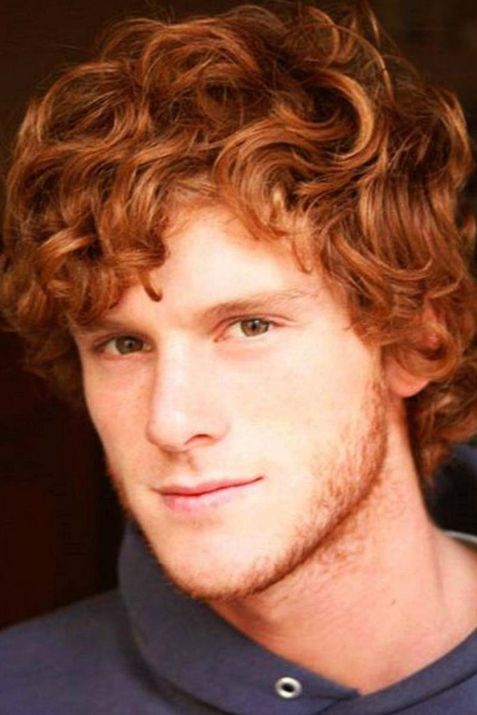 Best Hair Color For Curly Hair Men