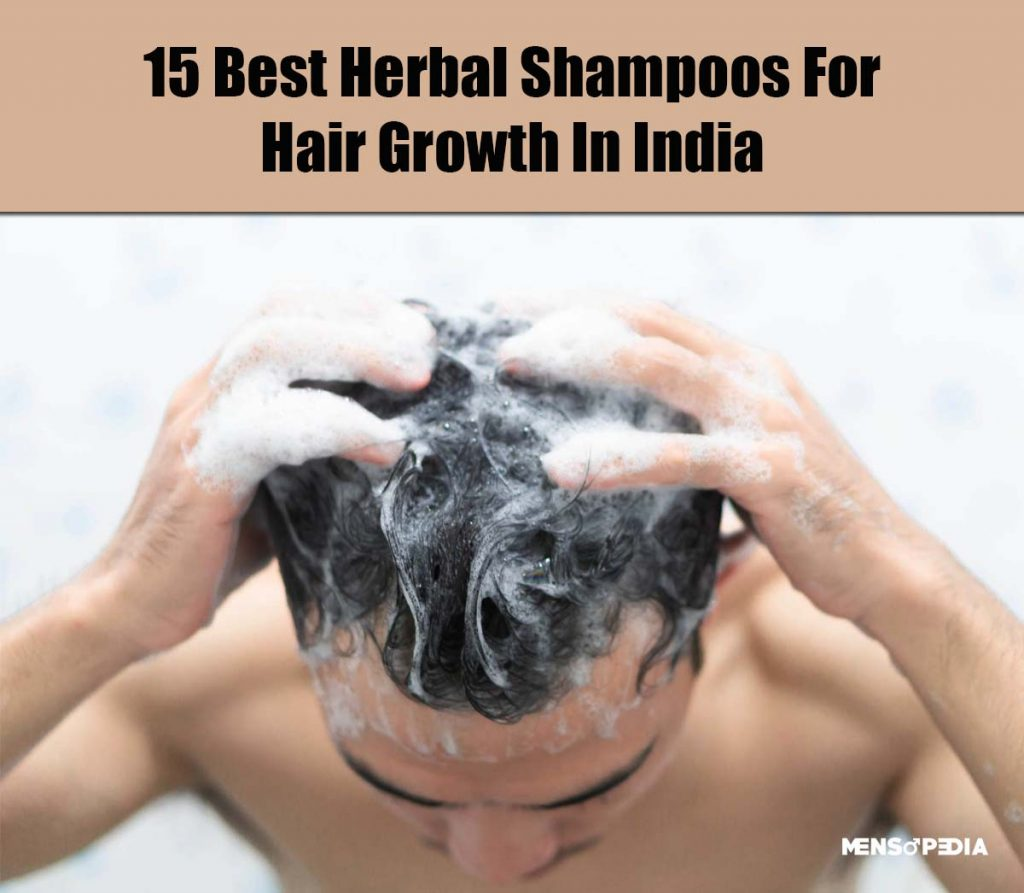 Best Herbal Shampoo For Hair Growth For Indian Men
