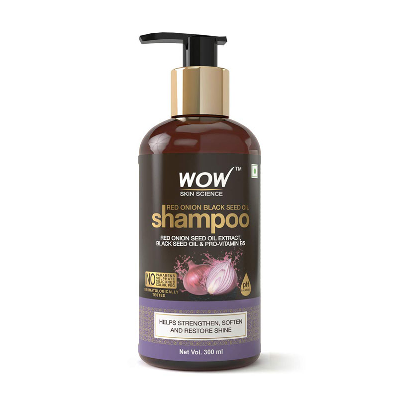 Best hair fall control herbal shampoo for Indian men