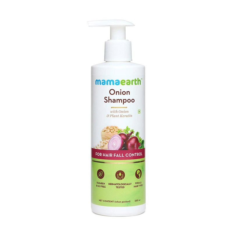 Best herbal shampoo for men's hairfall in India