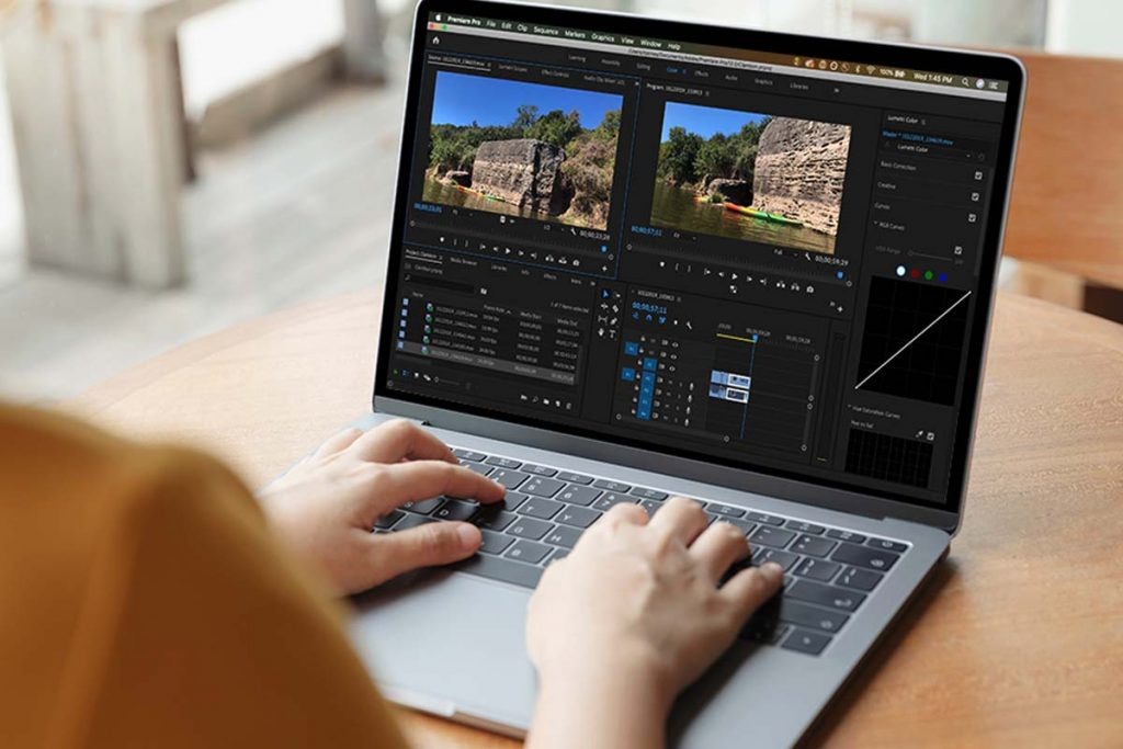 best laptop for youtube video editing