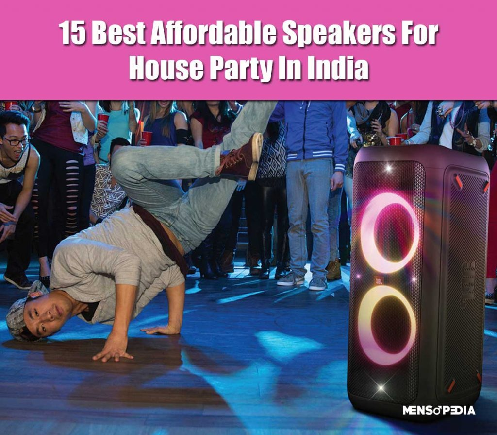 15 Best Affordable Speakers For House Party In India