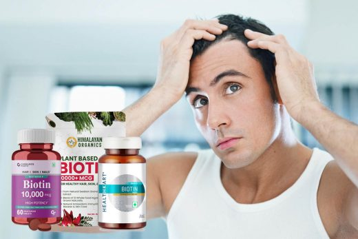 15 best hair growth supplements for men in India