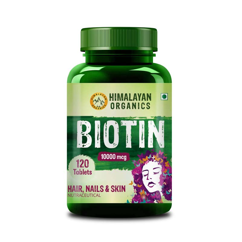 Best Biotin Tablets For Hair Growth In India